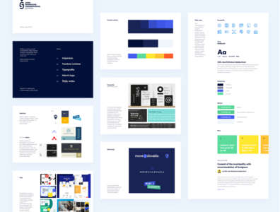 Branding Guide component library design system styleguide branding guide branding