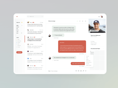 New Gmail - the Future of Email