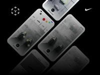 Nike ID - Augmented reality app showcase
