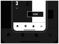 Mobile Tab Bar - ecommerce xperience