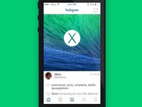Instagram reloaded