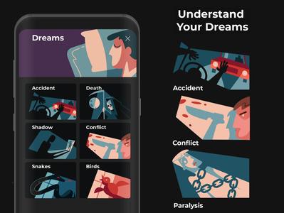 Sleep Booster: Dream menu