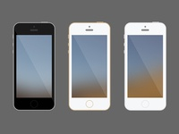 iPhone 5s Mockup flat ui flat free download mockup download iphone mockup free mockup flat mockup