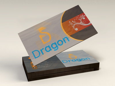 Dragon Business card.