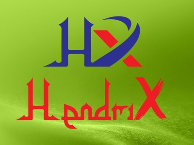 Hx hendrix logo