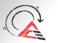 Ace logo design