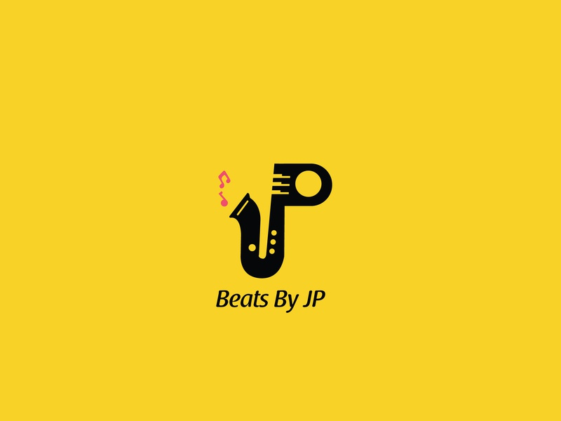 Music Logo beats music creative typography animation marks colors minimal collection abstract vector logo illustration identity flat icon design branding