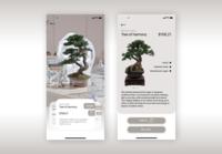Bonsai Shop app