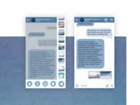 Telegram Shop app