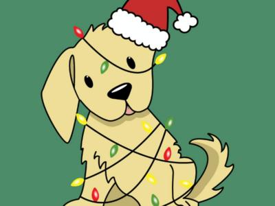 Dog illustation