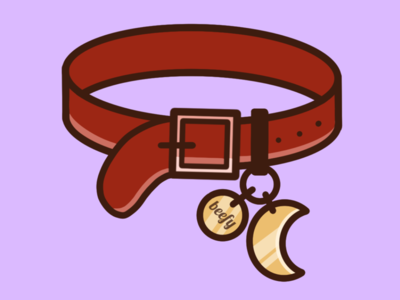 Kitty Collar Icon