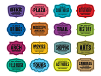 Core of Discovery Badges