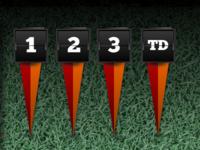Footballmarkers