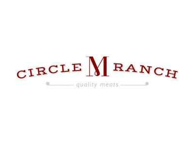 Circle M Ranch logo designbot creative