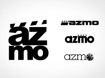 AZMO logo exploration