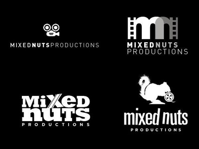 Mixed Nuts Productions WIP logo