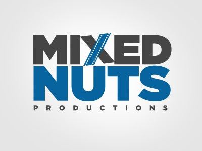 Mixed Nuts Productions - logo WIP