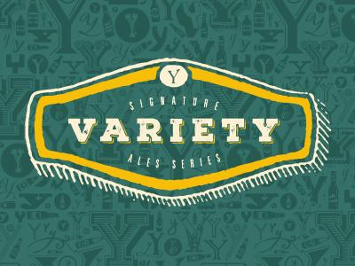 Yards Brewery Variety Pack design