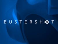 """Bustershot"" logo exercise"
