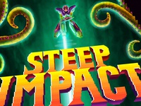 Steep Impact - beer label detail 1