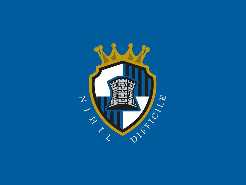 Bastia Agglo Futsal - Alternate logotype sports logo sport futsal sports brand logo illustration branding