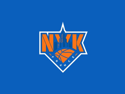 New York Knicks - Concept Logotype
