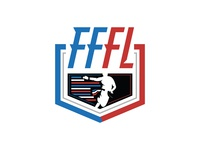 French Flag Football League - Official Logotype