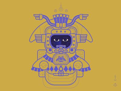 Ancient Astronaut 🛸