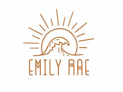Emily Rae from Flint to LA graphic designer graphic design logo design logo