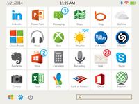 Mobile MS Windows Icons Free