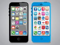 iOS 7 Redesign Icons Free