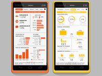 UI Data Viz Infographics