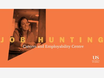 Job hunting presentation