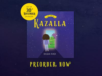 The Land of Kazalla childrens book children book illustration illustrator illustration