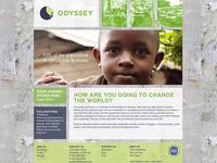 Odyssey Website
