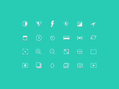 Free Camcons filled outline photography set icon download iconjar freebie camera free icons