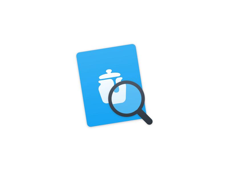 App icon exploration for IconJar app dock mac macos app icon iconjar