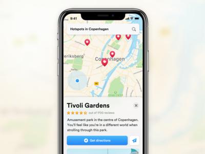 Sample app for IconJar