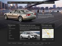 Audi Redesign
