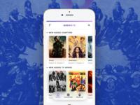 TV Shows / Movie App