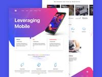 Mobven Website v1
