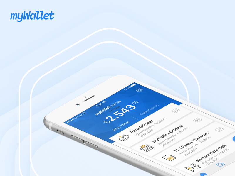 My Wallet Banking App