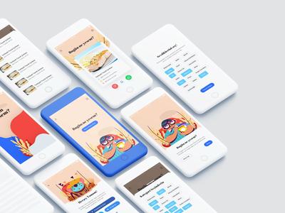 What Should I Eat Today App  v1