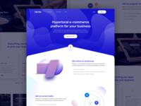 TapTap Landing Page