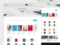 Yek Book Store [E-Commerce Homepage]