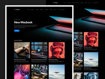 Technews Homepage