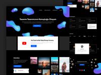 Tasarım Mutfağı Landing Page