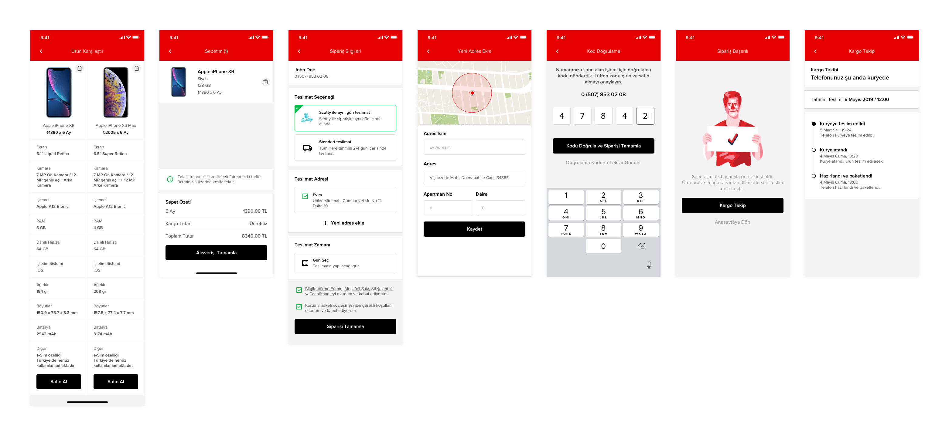 Vodafone attach