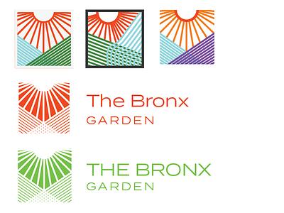 New York Botanical Garden garden new york logo
