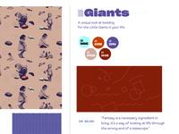 Little Giants Concept